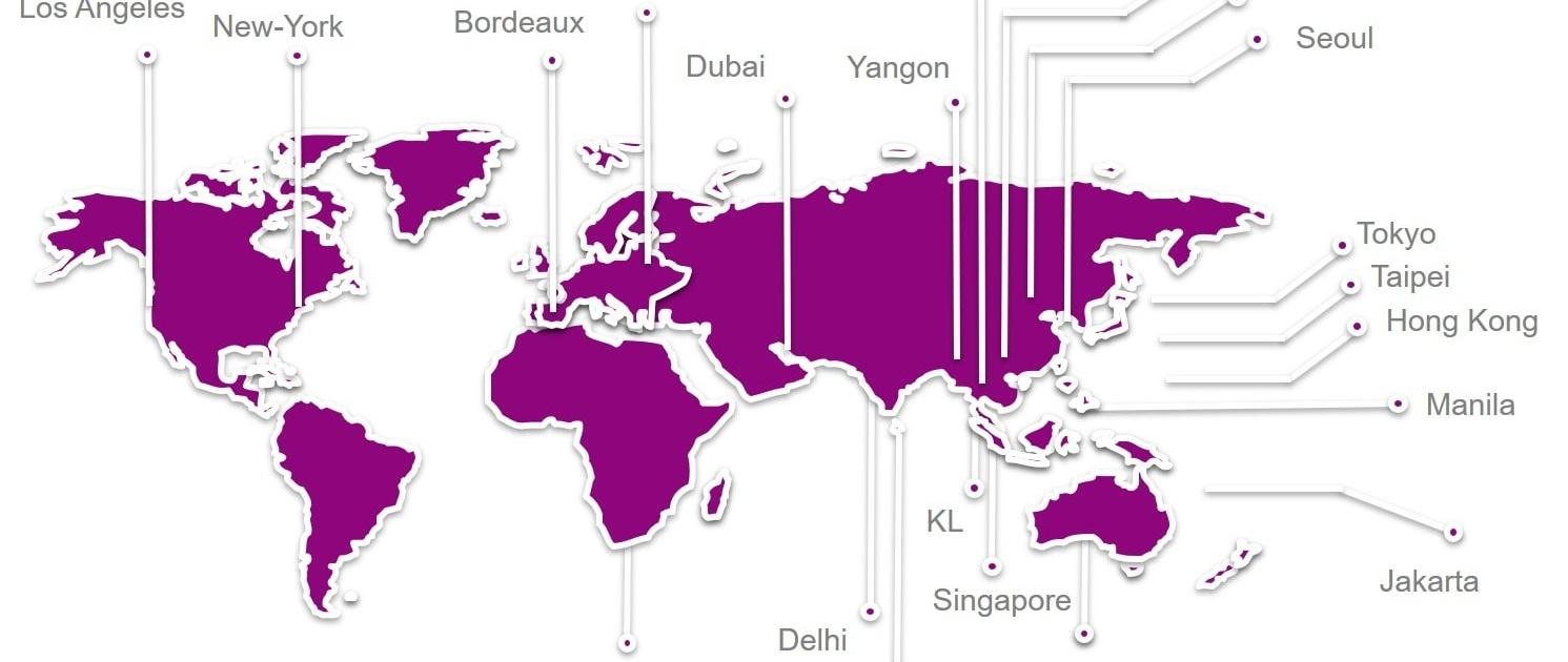 ADD Network map