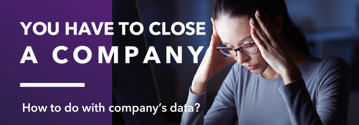 COVID-19: How to closed companies deal with their data and IT resources? 1