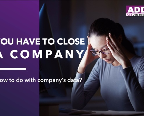 COVID-19: Closing company, how to deal with obsoleted computer? IT Asset Disposal is your solution. Bangkok and Worldwide service. 4