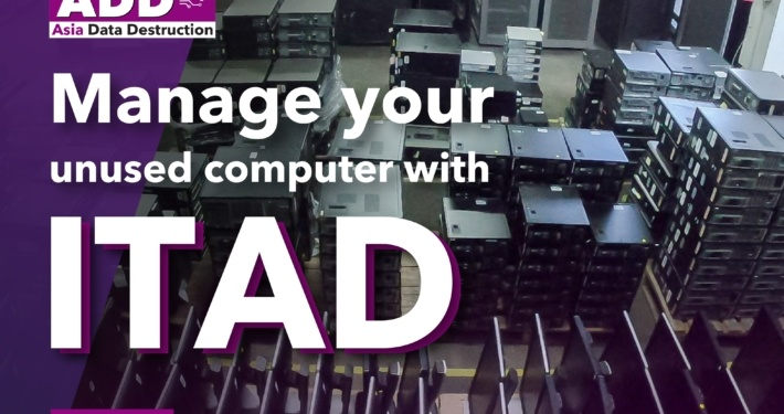 What is 'ITAD' or IT Asset Disposal? What is the best solution for unused computers and how to maximize benefits from them? 1