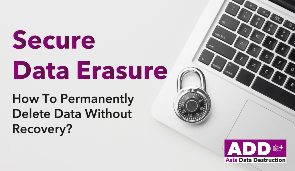 Secure Data Erasure: How To Permanently Delete Data Without Recovery? Is Factory Reset Really Work and Safe? 9