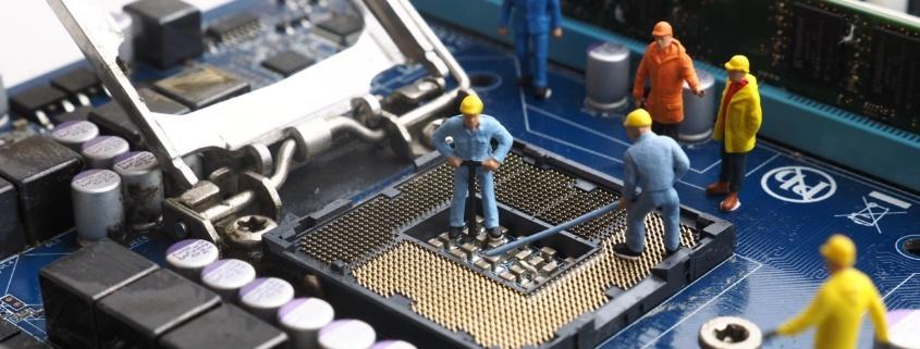 การทำลายข้อมูลใน DATA CENTER มาตราฐานสากล